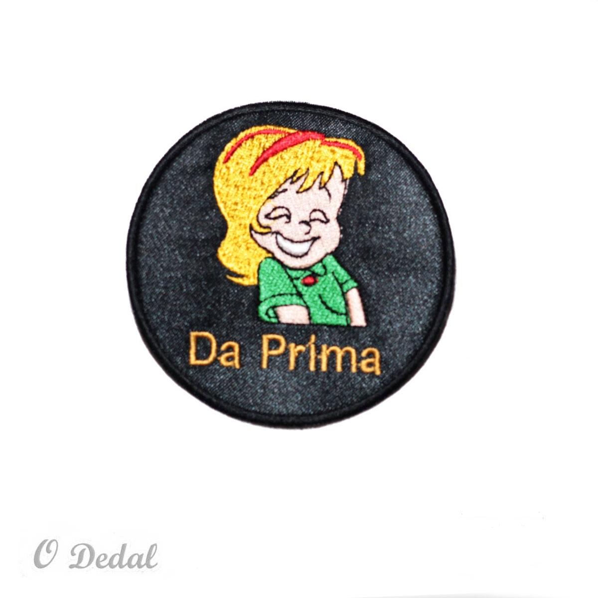 """Emblema """"Da Prima"""""""
