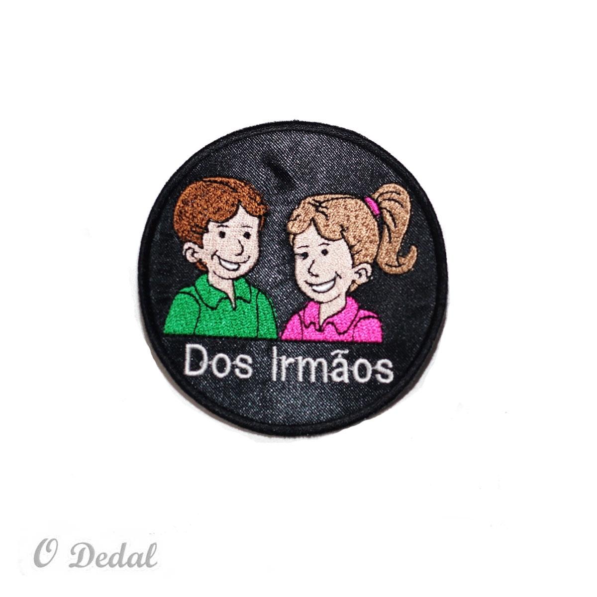 """Emblema """"Dos Irmãos"""""""