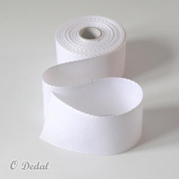 Fita em Quadrilé (60/80) Branco