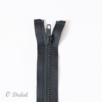 Fecho Injectado -  Cinza Escuro