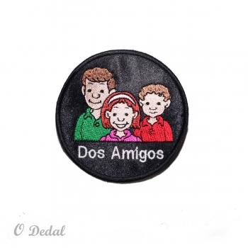 """Emblema """"Dos Amigos"""""""