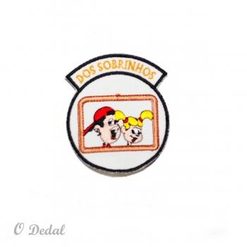 """Emblema """"Dos Sobrinhos"""""""
