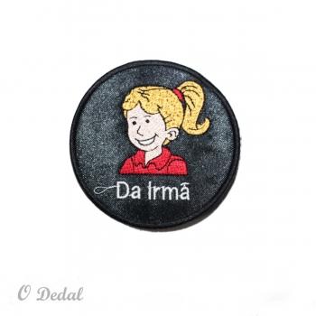 """Emblema """"Da Irmã"""""""