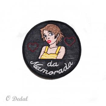 """Emblema """"Da Namorada"""""""