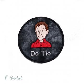 """Emblema """"Do Tio"""""""