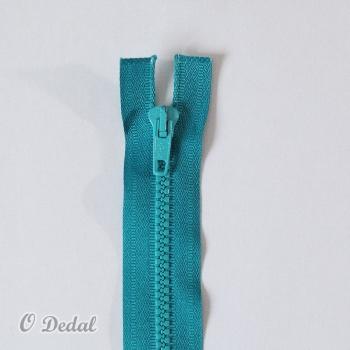 Fecho Injectado -  Azul Trópico